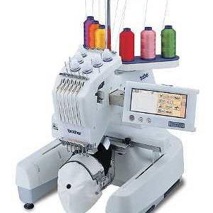 Machine à coudre & à broder